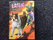 Lassie The Mystery of Bristlecone Pine STEVE FRAZEE Vintage 1967 1st Hardcover