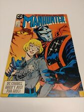 1988 Manhunter Interface Nov #5 DC Yale Mitchell Tanghal Comic GREAT CONDITION