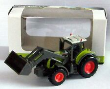 NOREV - approx. 1/87 (H0): Claas Axion 850 with front loader