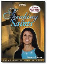 SPEAKING OF SAINTS W/ SUSAN CONROY* ON MOTHER TERESA: AN EWTN 4-DISC DVD
