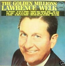 LAWRENCE WELK-THE GOLDEN MILLIONS LP ARGENTINA B-B