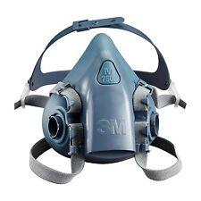 3M 7503 Half Facepiece Reusable Respirator 37083(AAD) Large