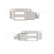 NEW LATEST 2 x GENUINE LCD SPEAKER COVER SHIELD PLATE PART FOR IPHONE 6 4.7