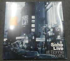 Peter Green Splinter Group : Soho Live at Ronnie Scott's VINYL (2015) ***NEW***
