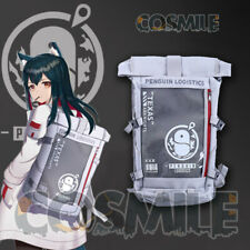 Arknights Vanguard Texas Doctor Cosplay Backpack Ita Bag Penguin Logistics Sa