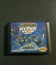 Teenage Mutant Ninja Turtles: Hyperstone Heist (Sega Genesis, 1991) REPRODUCTION