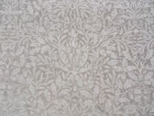 Morris & Co. 226063 Pure Acorn 100 Linen Curtain Fabric Dove 3 Metres