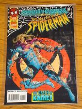 SPIDERMAN SPECTACULAR #227 VOL1 MARVEL MAXIMUM CARNAGE AUGUST 1995