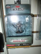 D&D Attack Wing: Wave Seven - Earth Cult Warrior Expansion Pack