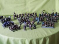 WARHAMMER WARRIORS OF CHAOS ARMY - MANY UNITS TO CHOOSE FROM