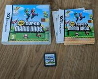 New Super Mario Bros Nintendo DS Game - Free P&P