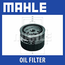 Mahle Oil Filter OC384 - Fits Ford, Renault - Replaces OC4 - Genuine Part