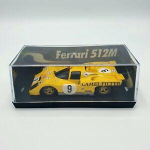 Modellino Ferrari 512M Scuderia Francorchamps S044 Scala 1:43 - S016.