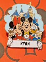 Disney Mickey Mouse Pin For Ryan