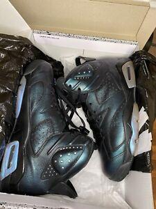 Mens Air Jordan 6 Retro All Star Chameleon Size 8.5