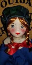 12 inch long Doll Metaphysical mystical vessel Paranormal Haunt spiritual dolls
