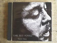 Earl Bud' Powell – Blue Note Café Paris 1961 – CD