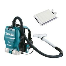 Makita Batterie Sac à dos aspirateur dvc260z 2x 18 V, HEPA-Filtre, solo O. Batterie/Chargeur