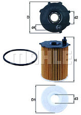 New Mahle Original Oil Filter For Ford Focus MK 2 MK 3 2003-Onwards  OE 1254385
