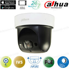 DAHUA PTZ 2MP 4X ZOOM MINI SPEED DOME IVS SECURITY IR POE IP CAMERA SD29204T-GN