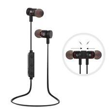 In-ear Auricolari Sport Wireless magnetico built-in microfono stereo cancellazione del rumore