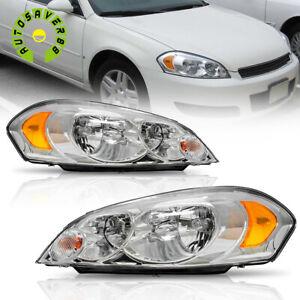 For 2006-2007 Chevrolet Monte Carlo Headlight and Fog Light Kit 39651TF