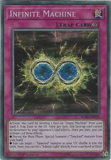 Yu-Gi-Oh: INFINITE MACHINE - BLRR-EN028 - 1st Edition - Secret Rare Card
