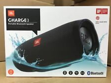 JBL Charge 3 Waterproof Portable Wireless Bluetooth Speaker - Black
