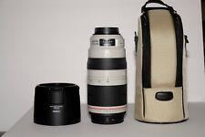 Canon EF 100-400mm f/4.5-5.6L IS II USM MINT