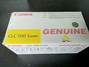 Canon CLC 700 Toner Yellow 1439A002 original gelb