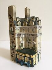 MINIATURE J CARLTON DOMINIQUE GAULT FRENCH PARIS SHOP COFFEE TEA ROOM BUILDING