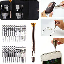 Telefono cellulare Repair Tool Kit 25 In 1 Cacciaviti Per Iphone Ipad