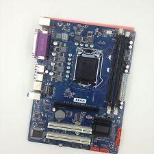 Intel H55 Micro ATX LGA Computer Motherboard VGA HDMI Support LGA 1156/Socket H