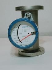 Krohne 2 150 Stainless Steel Variable Area Flowmeter H250cm40esk Ex