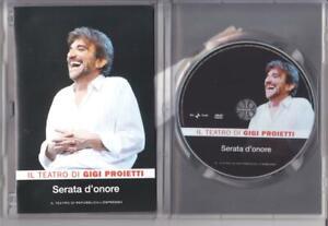 Serata D'onore (2004) - il teatro di Gigi Proietti - dvd ottime condizioni