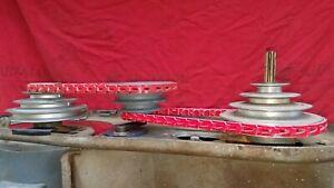 "Walker Turner Delta Rockwell Atlas Craftsman Drill Press Slow Speed Kit 2.500"""