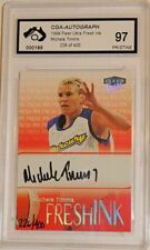 Fleer Autographed Basketball Trading Cards