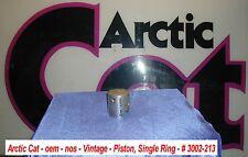 """Snowmobile Piston # 3002-213 oem 1977 Arctic Cat """"Z"""" 440 """"nos"""" Vintage"""