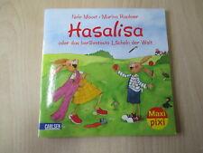 Maxi-Pixi - HASALISA oder das berühmteste Lächeln der Welt - Nr. 63 - Serie 16