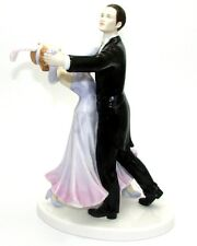 The Fox Trot HN5445 Royal Doulton Dance Collection Ltd Edition Figurine Boxed