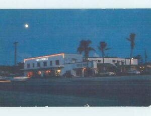 Unused Pre-1980 COFFEE SHOP BY TOWN HOUSE MOTEL Haganta - Agana GUAM B5593