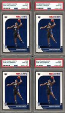 Investor Lot of (10) 2019-20 Panini Hoops #258 Zion Williamson RC Rookie PSA 10