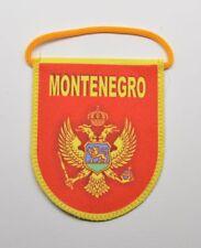 Montenegro Basketball Federation Pennant (ver.3)