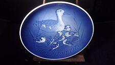 Bing & Grondahl B&G Porcelain Mothers Day Plate 1973 - Mors Dag Royal Copenhagen