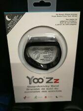 Yoo ZZ sleep activity band Brand New Sealed In Box