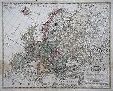 Original 1800-1899 Originaldrucke (bis 1800) mit Landkarte