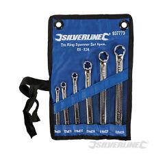 530458 Silverline Reversible Ratchet Spanner 22mm