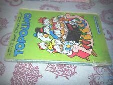 \TOPOLINO LIBRETTO # 183 - 25 marzo 1958 - ORIGINALE -  CON BOLLINO  ///