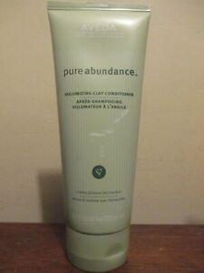 Aveda Pure Abundance Volumizing Clay Conditioner 6.7 oz For Fine Hair