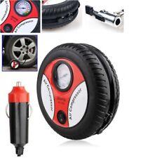 12V Tragbarer Mini Luftpump Kompressor Digital 260PSI Auto Fahrrad KFZ Reifen